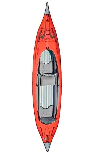 Advanced Elements AdvancedFrame Inflatable Kayak  review