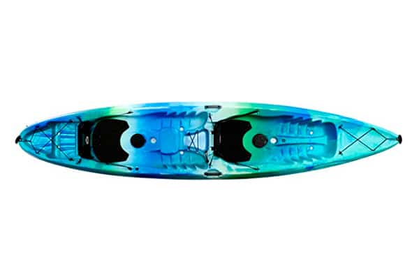 Perception Tribe 13.5 Sit on Top Tandem Kayak