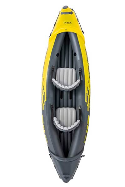 Intex Explorer Tandem Kayak  review