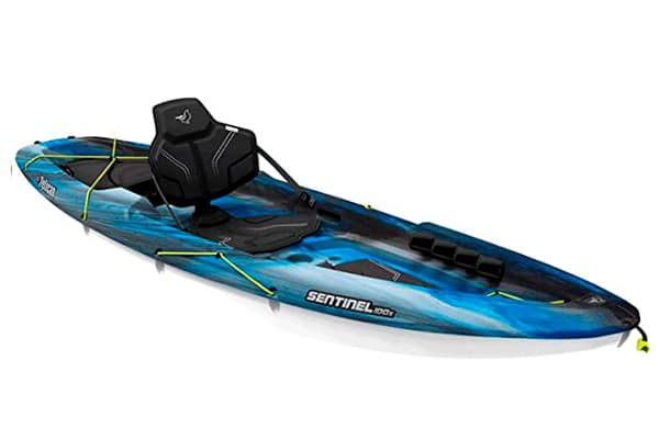 Pelican Sit-on-Top Kayak - Sentinel 100X review