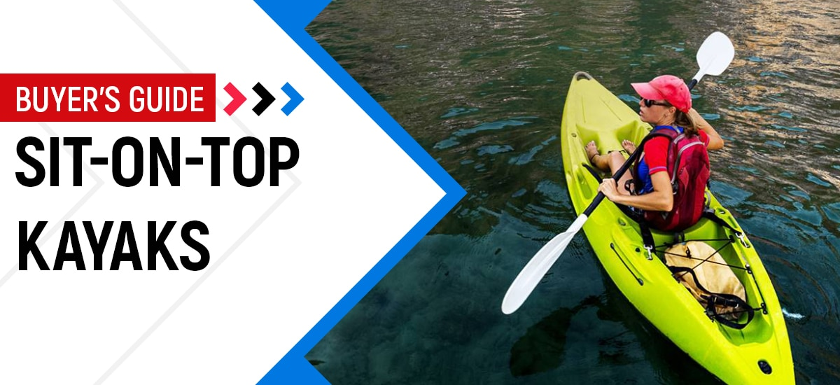 Best Sit-On-Top Kayak – Buyer's Guide